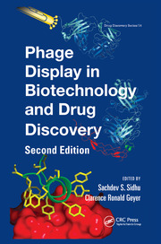 Phage Display In Biotechnology and Drug Discovery - 2nd Edition book cover