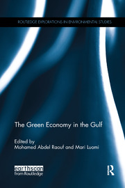 The Green Economy in the Gulf - 1st Edition - Mohamed Abdel Raouf - M
