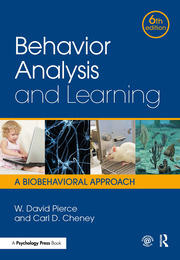 Behavior Analysis and Learning - 6th Edition book cover