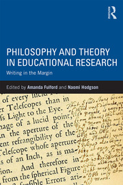 Philosophy and Theory in Educational Research - 1st Edition book cover