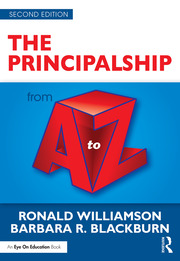 The Principalship from A to Z - 2nd Edition book cover