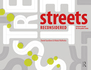 Streets Reconsidered : Inclusive Design for the Public Realm - 1st Edition book cover