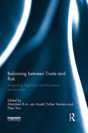 Balancing between Trade and Risk - 1st Edition book cover
