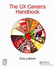 The UX Careers Handbook - 1st Edition book cover