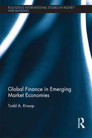 Global Finance in Emerging Market Economies - 1st Edition book cover