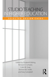 Studio Teaching in Higher Education - 1st Edition book cover