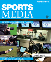Sports Media - 3rd Edition book cover
