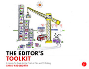 The Editor's Toolkit - 1st Edition book cover