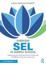 Everyday SEL in Middle School - 1st Edition book cover
