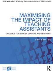 Maximising the Impact of Teaching Assistants - 2nd Edition book cover
