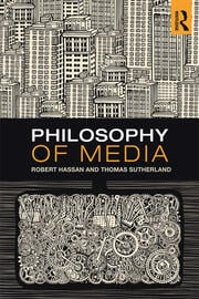 Philosophy of Media - 1st Edition book cover