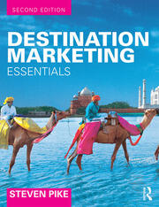 Destination Marketing - 2nd Edition book cover