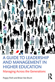 A Guide to Leadership and Management in Higher Education - 1st Edition book cover