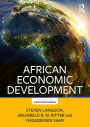 African Economic Development - 1st Edition book cover
