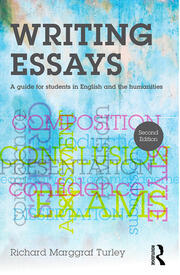 Writing Essays : A guide for students in English and the humanities - 2nd Edition book cover
