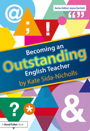 Becoming an Outstanding English Teacher - 1st Edition book cover