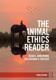The Animal Ethics Reader - 3rd Edition book cover