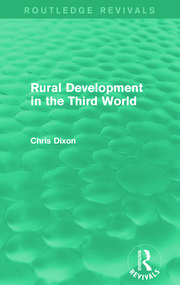 Rural Development in the Third World (Routledge Revivals) - 1st Edition book cover