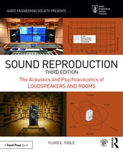 Sound Reproduction - 3rd Edition book cover