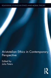 Aristotelian Ethics in Contemporary Perspective - 1st Edition book cover