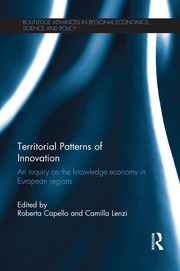 Territorial Patterns of Innovation - 1st Edition book cover