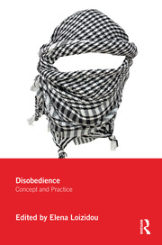 Disobedience - 1st Edition book cover