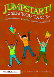 Jumpstart! Science Outdoors - 1st Edition book cover