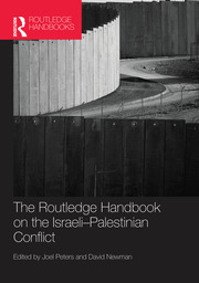 Routledge Handbook on the Israeli-Palestinian Conflict - 1st Edition book cover
