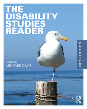 The Disability Studies Reader - 5th Edition book cover