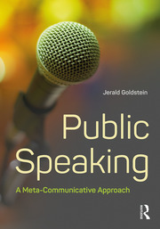 Public Speaking - 1st Edition book cover