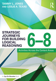 Strategic Journeys for Building Logical Reasoning, 6-8 - 1st Edition book cover