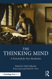 The Thinking Mind - 1st Edition book cover
