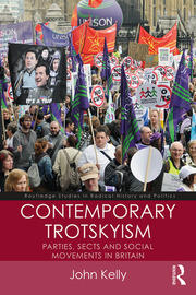 Contemporary Trotskyism - 1st Edition book cover