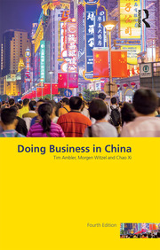 Doing Business in China - 4th Edition book cover