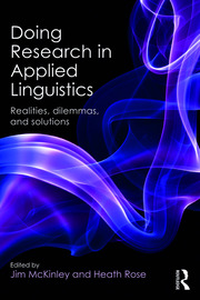 Doing Research in Applied Linguistics - 1st Edition book cover