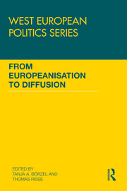 From Europeanisation to Diffusion - 1st Edition book cover