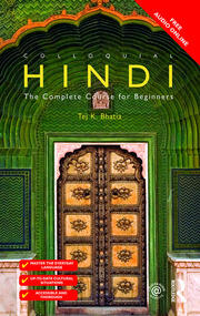 Colloquial Hindi - 2nd Edition book cover