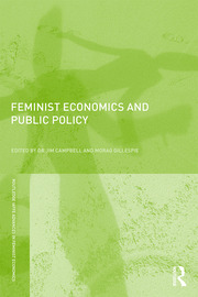 Feminist Economics and Public Policy - 1st Edition book cover