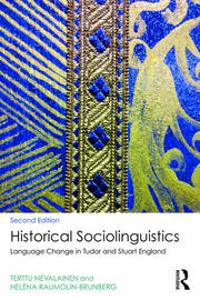 Historical Sociolinguistics - 2nd Edition book cover