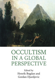Occultism in a Global Perspective - 1st Edition book cover