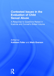 Contested Issues in the Evaluation of Child Sexual Abuse - 1st Edition book cover