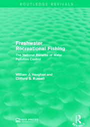 Freshwater Recreational Fishing - 1st Edition book cover