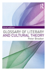 A Glossary of Literary and Cultural Theory - 3rd Edition book cover