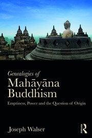 Genealogies of Mahāyāna Buddhism - 1st Edition book cover