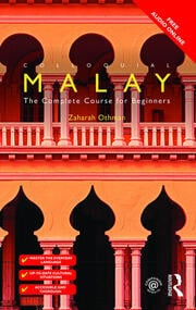 Colloquial Malay - 2nd Edition book cover