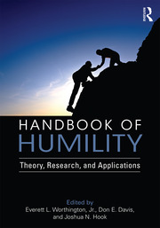 Handbook of Humility - 1st Edition book cover