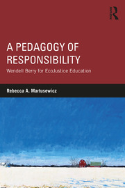 A Pedagogy of Responsibility - 1st Edition book cover