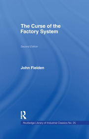 Curse of the Factory System - 1st Edition book cover