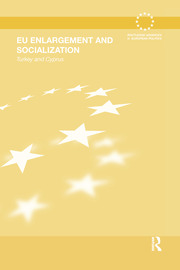 EU Enlargement and Socialization - 1st Edition book cover