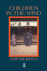 Children In The Wind - 1st Edition book cover